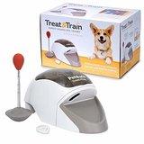 PetSafe Treat & Train Belohnungs Leckerli Hundetraining, 30Meter Reichweite, DVD Anleitung+Target Stick, für Welpen & Hunde