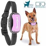 Antibell Vibrationshalsband für Kleine Hunde - Wiederaufladbar und Wasserdicht