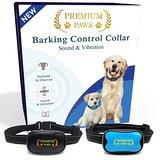 Anti bell Hundehalsband - Stoppt das Bellen von Hunden auf humane Art